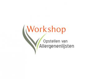 Workshop opstellen van allergenenlijsten