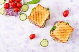 Gezonde tosti – VoedingVeilig