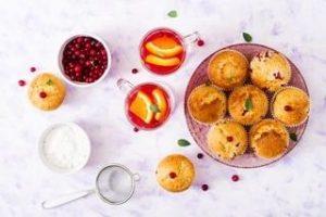 Glutenvrije muffins – VoedingVeilig