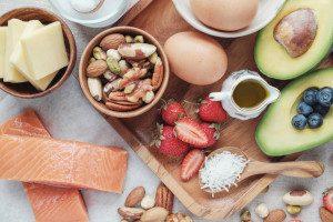 Foto van voeding met allergenen - VoedingVeilig